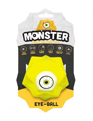 MONSTER Pelota rellenable con premios...