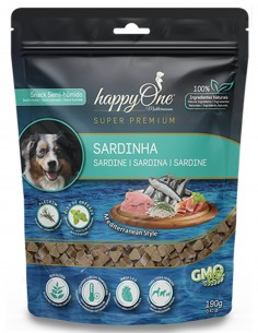 HAPPY ONE Sardina Snack...
