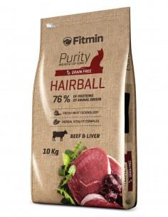FITMIN Hairball Buey Grain...