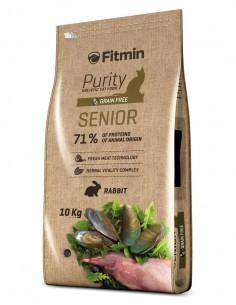 FITMIN Senior Conejo Grain...