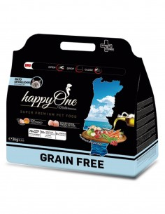 HAPPY ONE Grain Free...