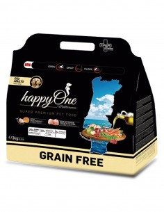 HAPPY ONE Grain Free Ave -...