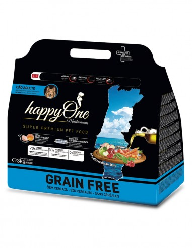HAPPY ONE Grain Free Sardina - Pienso...