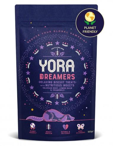 YORA Dreamers - Snack de Insecto para...
