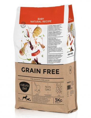NATURA DIET Grain Free Baby - Cachorro