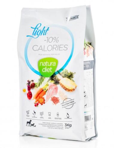 NATURA DIET Light -10% Calories - Adulto
