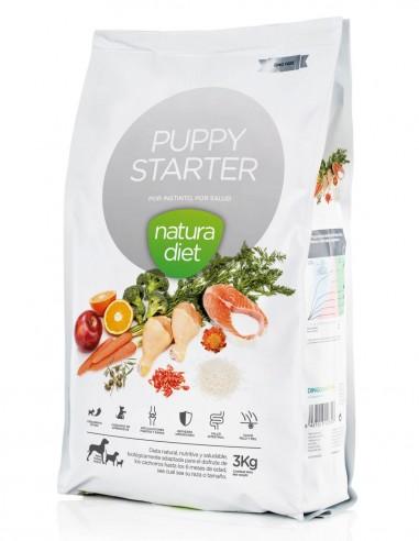 NATURA DIET Puppy Starter - Cachorro...