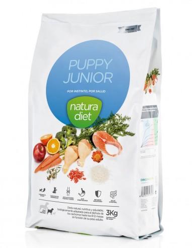 NATURA DIET Puppy Junior - Cachorro...