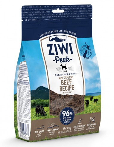 ZIWI PEAK Air-Dried Ternera - Pienso...