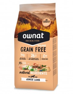 OWNAT Junior Grain Free...