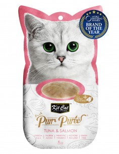 KIT CAT PurrPuree Atún y...