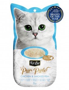 KIT CAT PurrPuree Pollo y...