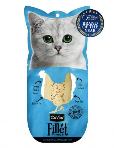 KIT CAT Filete Pollo y Pescado...