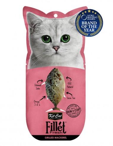 KIT CAT Filete Caballa a la Parrilla 30g