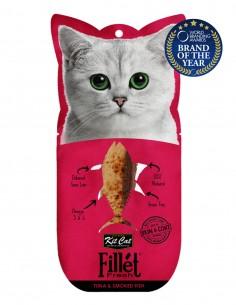 KIT CAT Filete Atún y...