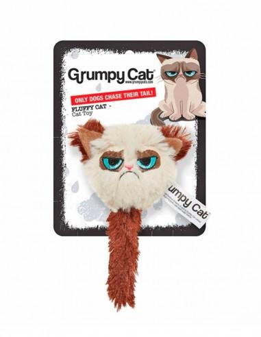 GRUMPY CAT Fluffy - Juguete para gatos