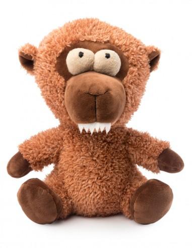 FUZZYARD Baboon - Peluche para perro