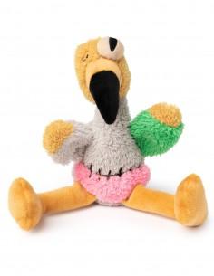 FUZZYARD Zombie Flamingo -...