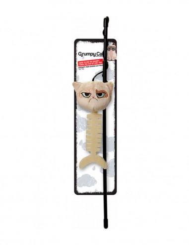 GRUMPY CAT Catfish con caña - Juguete...