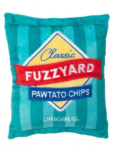 FUZZYARD Pawtato Chips - Peluche para...