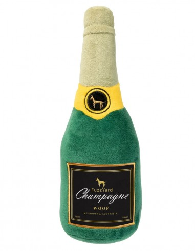 FUZZYARD Champagne - Peluche para perro