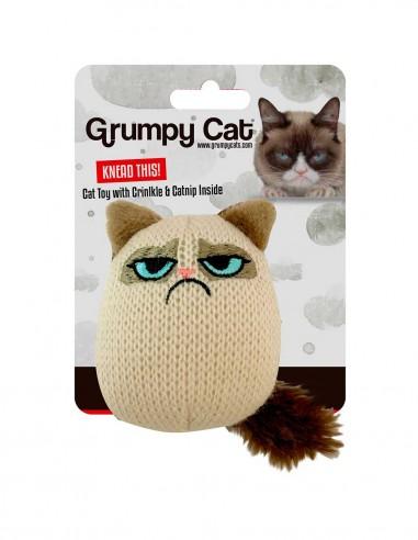 GRUMPY CAT Knit Pouncey - Juguete...