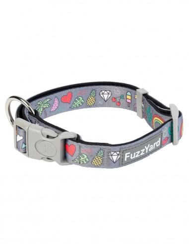 FUZZYARD Collar Coachella - para perro