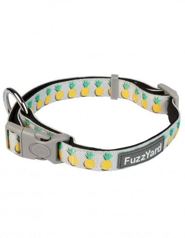 FUZZYARD Collar Piña Colada - para perro