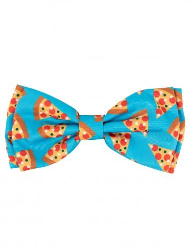 FUZZYARD Pizza Lyf - Pajarita para perro