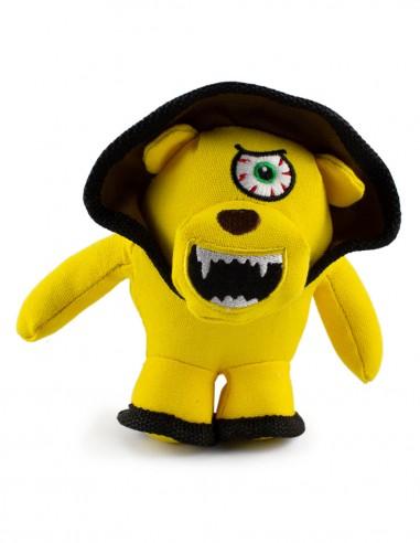 MONSTER Peluche amarillo para perros