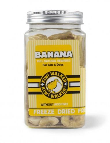 Snack Natural Liofilizado Banana 70g...