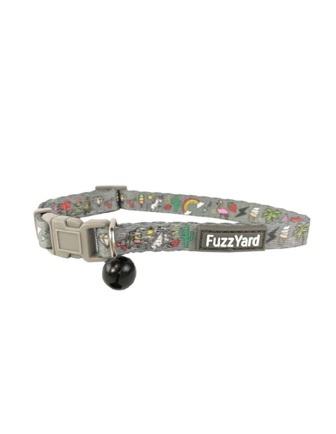 FUZZYARD Collar Coachella - para gato