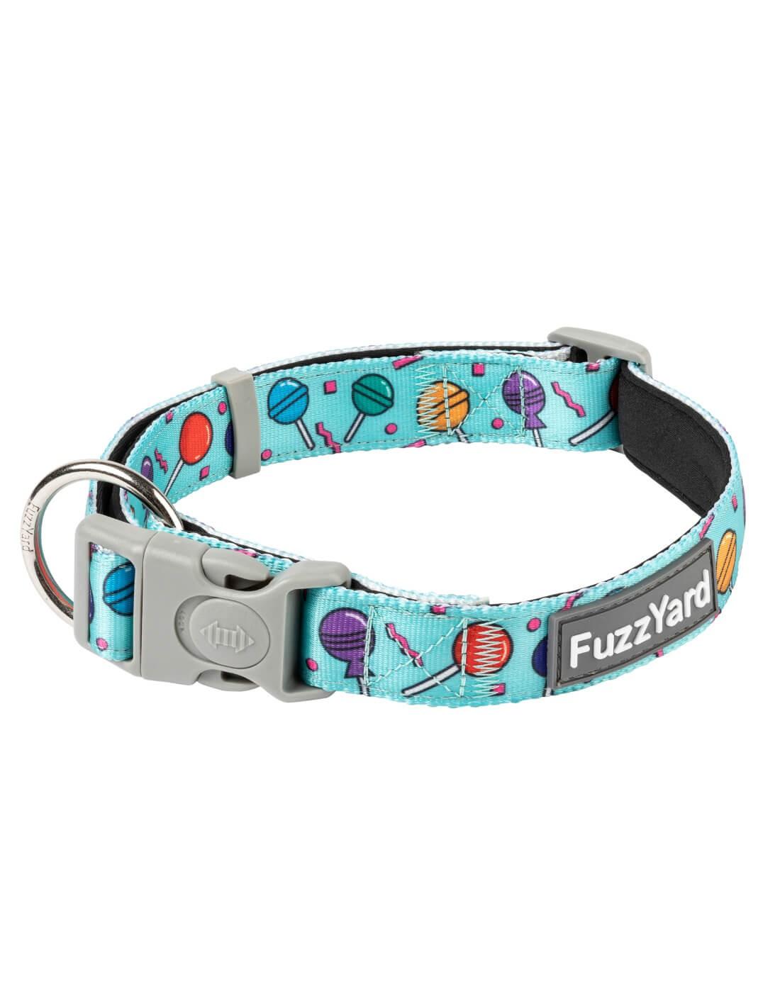 FUZZYARD Collar Hey Suckers!