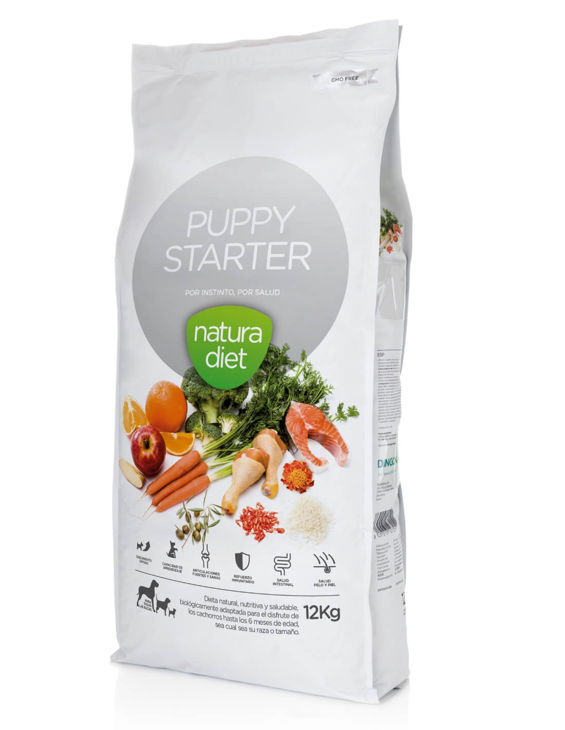 NATURA DIET Puppy Starter - Cachorro 0-6 meses