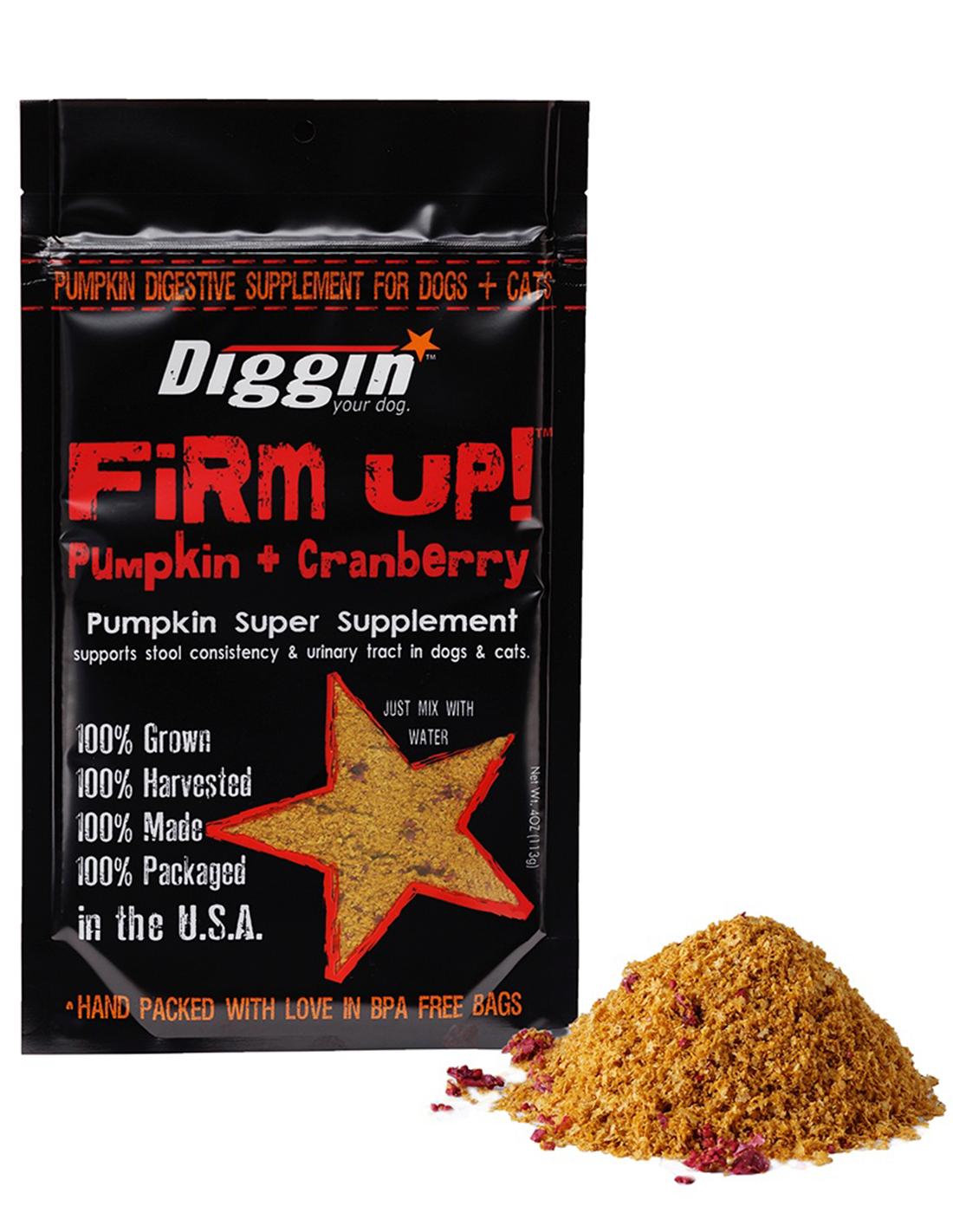FIRM UP! + Arándano Prebiótico regulador intestinal (113g)