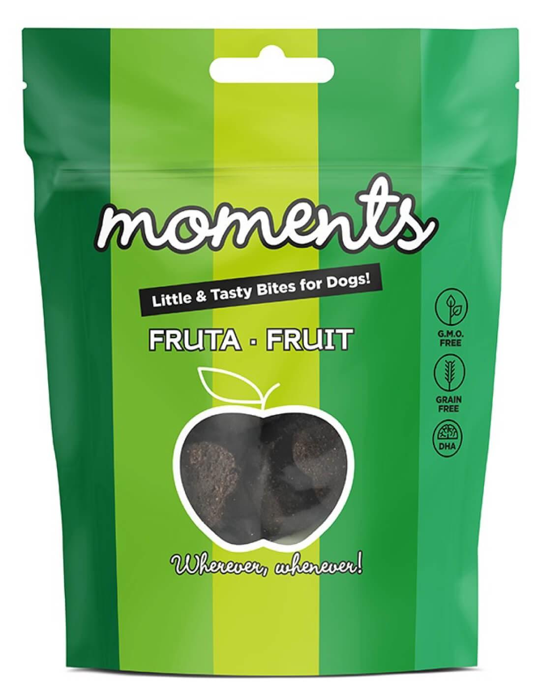 MOMENTS Fruta 60g - Snack para perro
