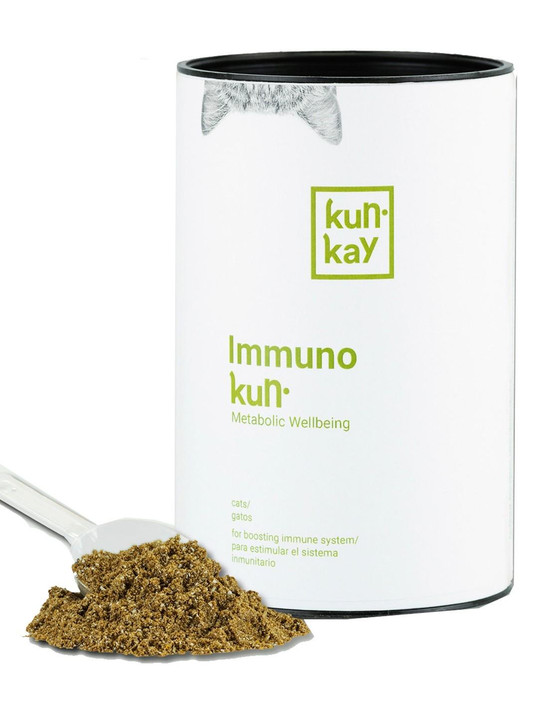 Kunkay Immunokun para estimular el sistema inmunitario 220g