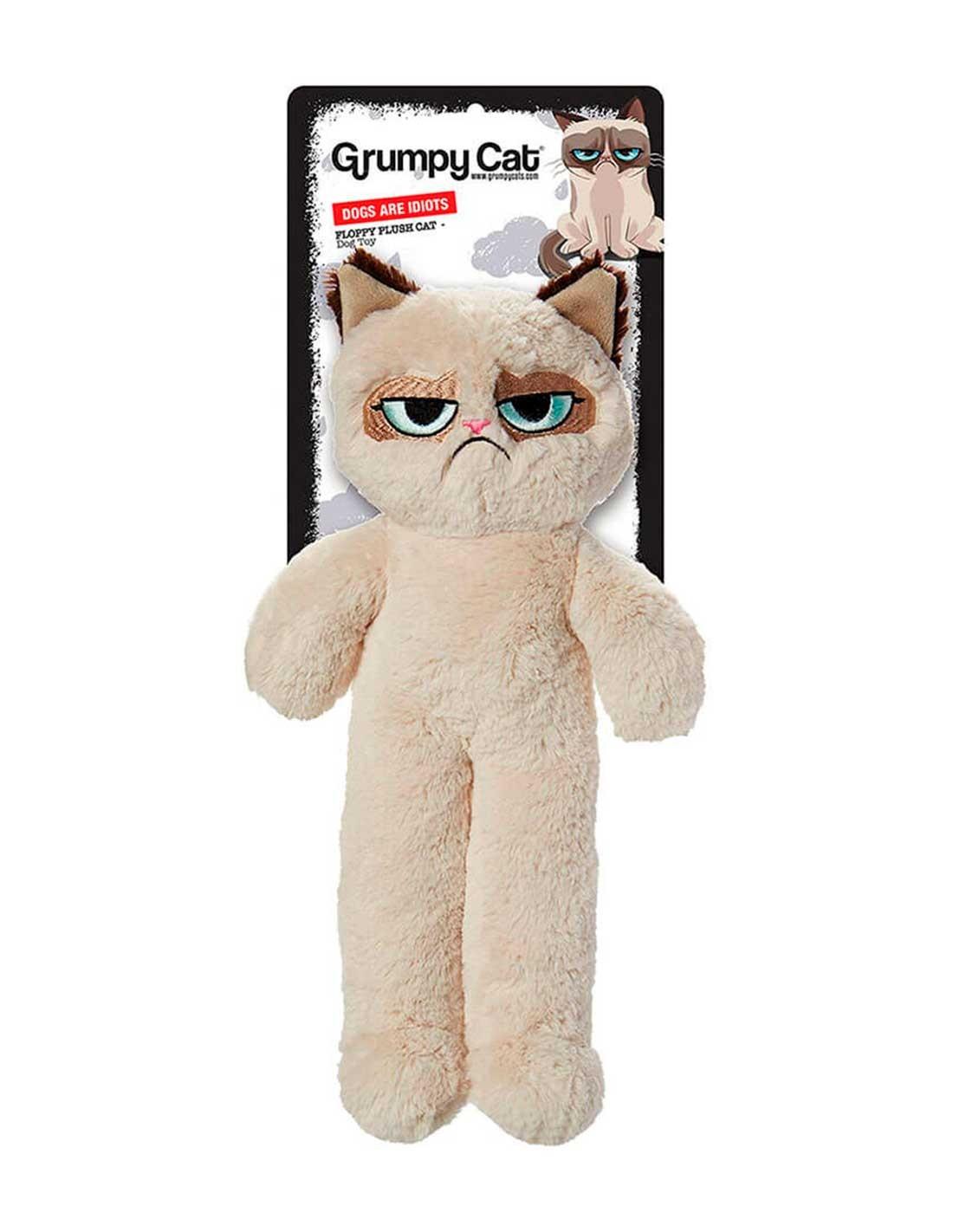 GRUMPY CAT Floopy - Juguete para gatos
