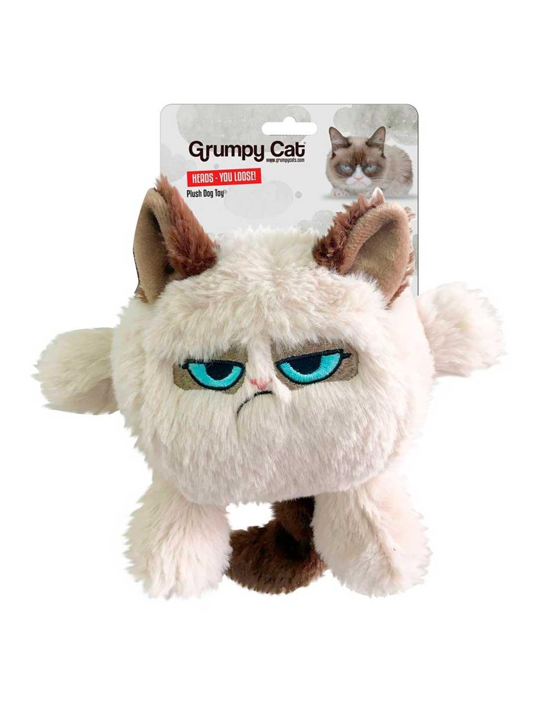 GRUMPY CAT Cat Head  - Juguete para gatos