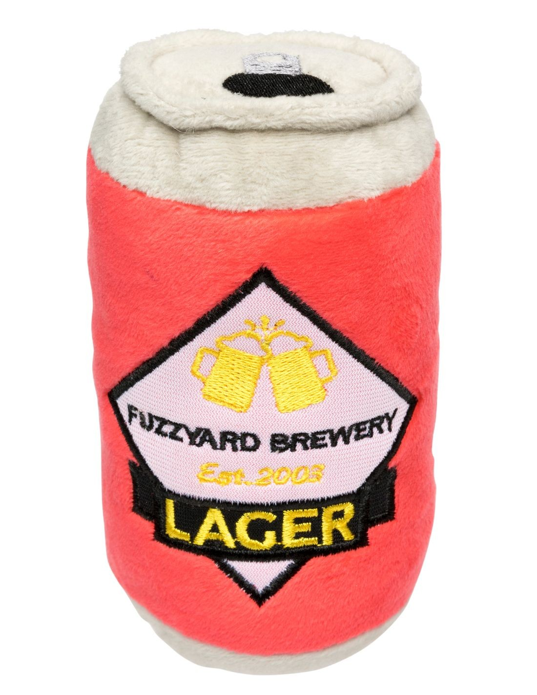 FUZZYARD Beer - Peluche para perro