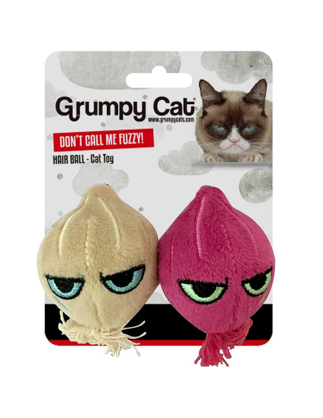 GRUMPY CAT Onion Ball - Juguete para gatos