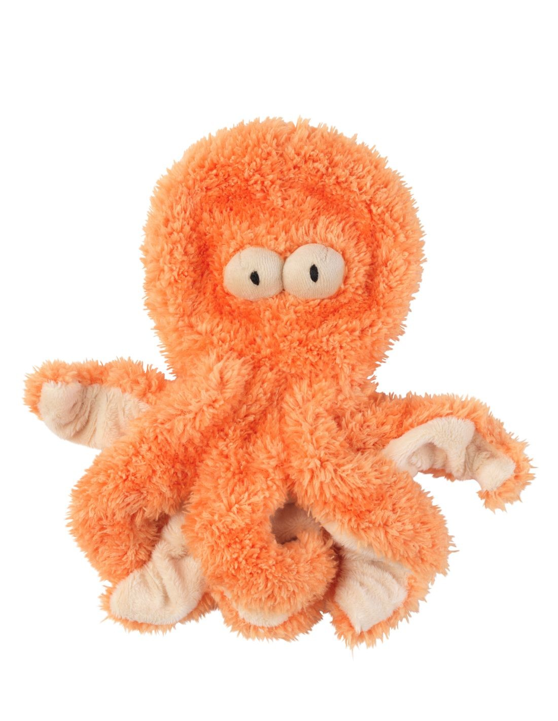 FUZZYARD Octopus - Peluche Sin Relleno para perro