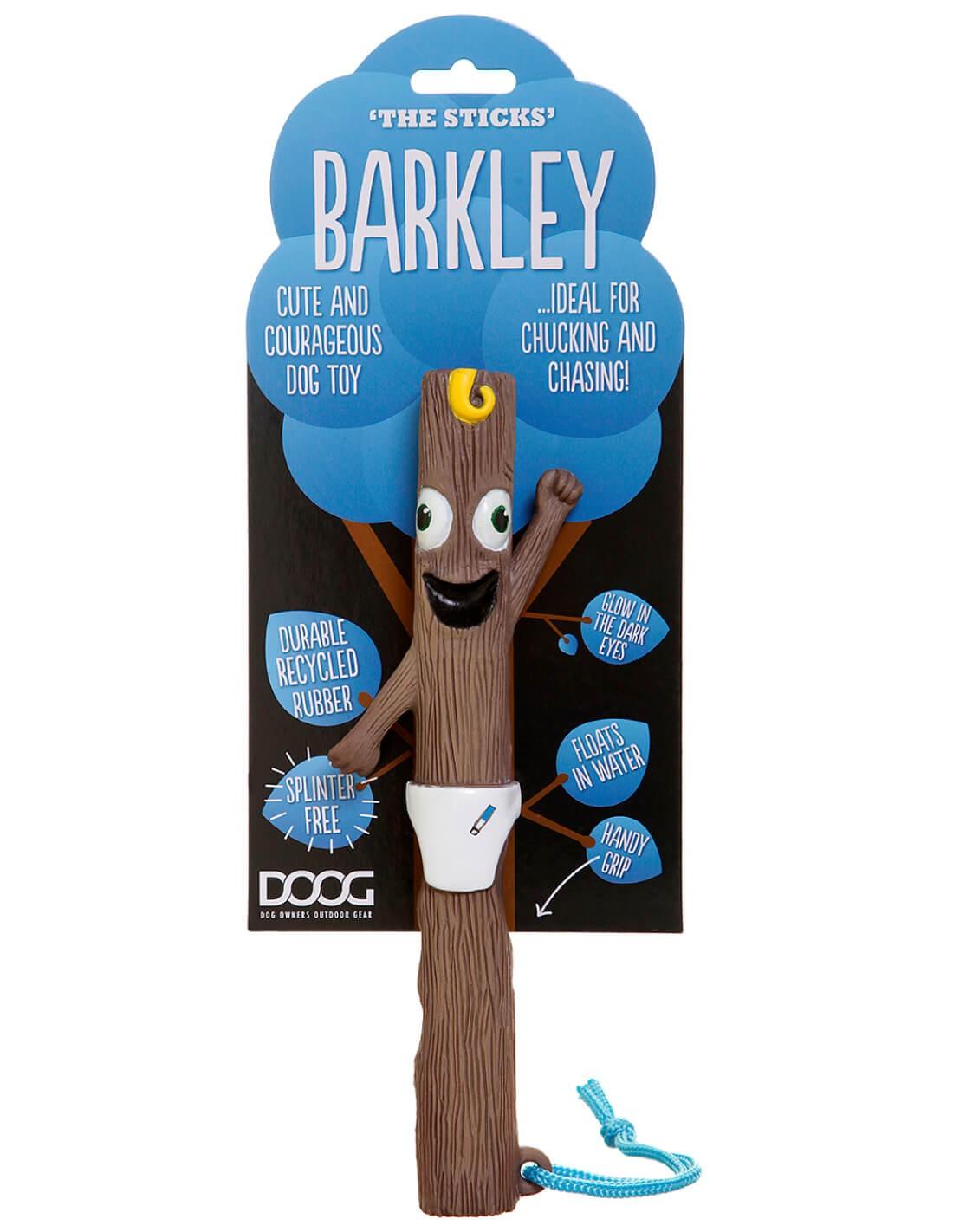 DOOG Barkley - Palo Flexible Flotable para Lanzar