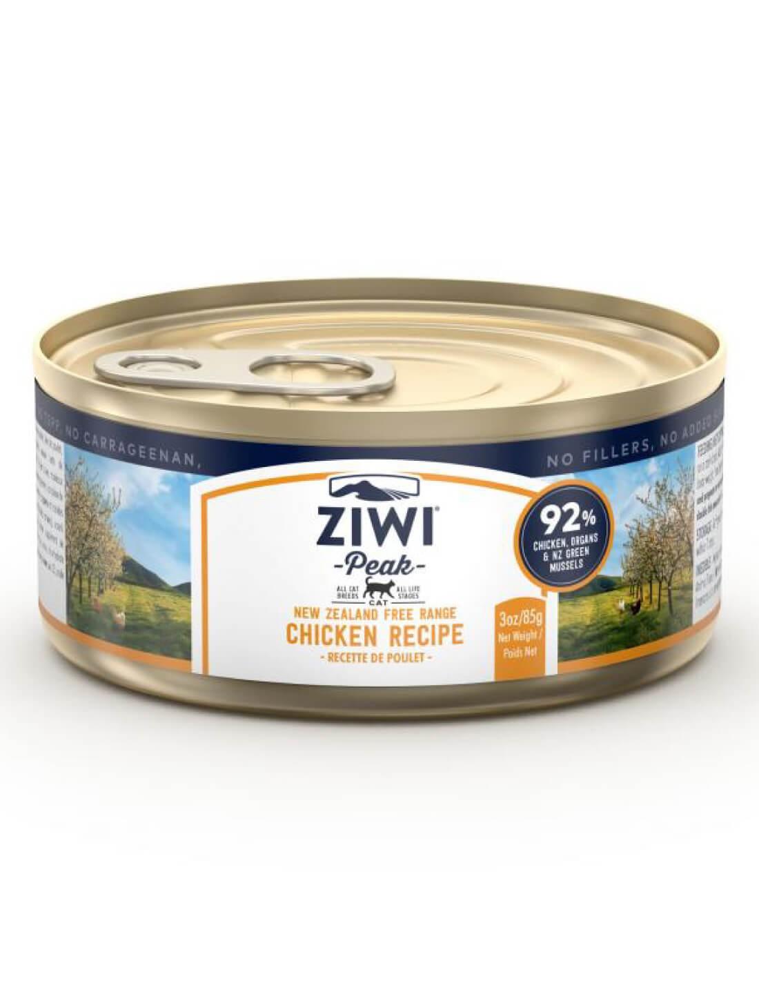 ZIWI PEAK Pollo - Comida húmeda para gatos 85g