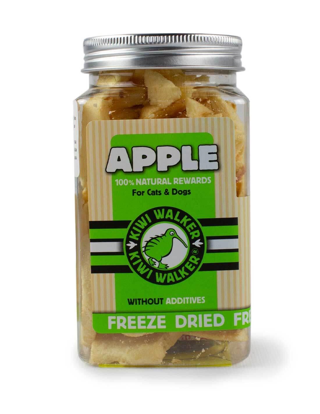 Snack Natural Liofilizado Manzana 45g - para perros y gatos