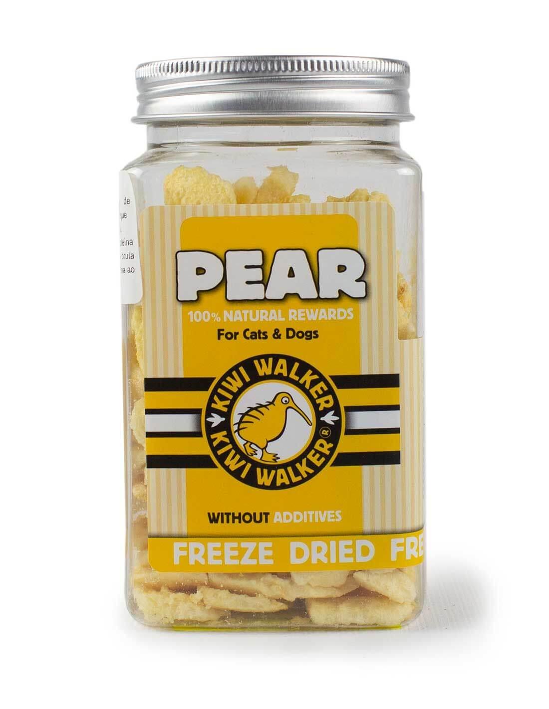 Kiwi Walker Snack Natural Liofilizado Pera 50g