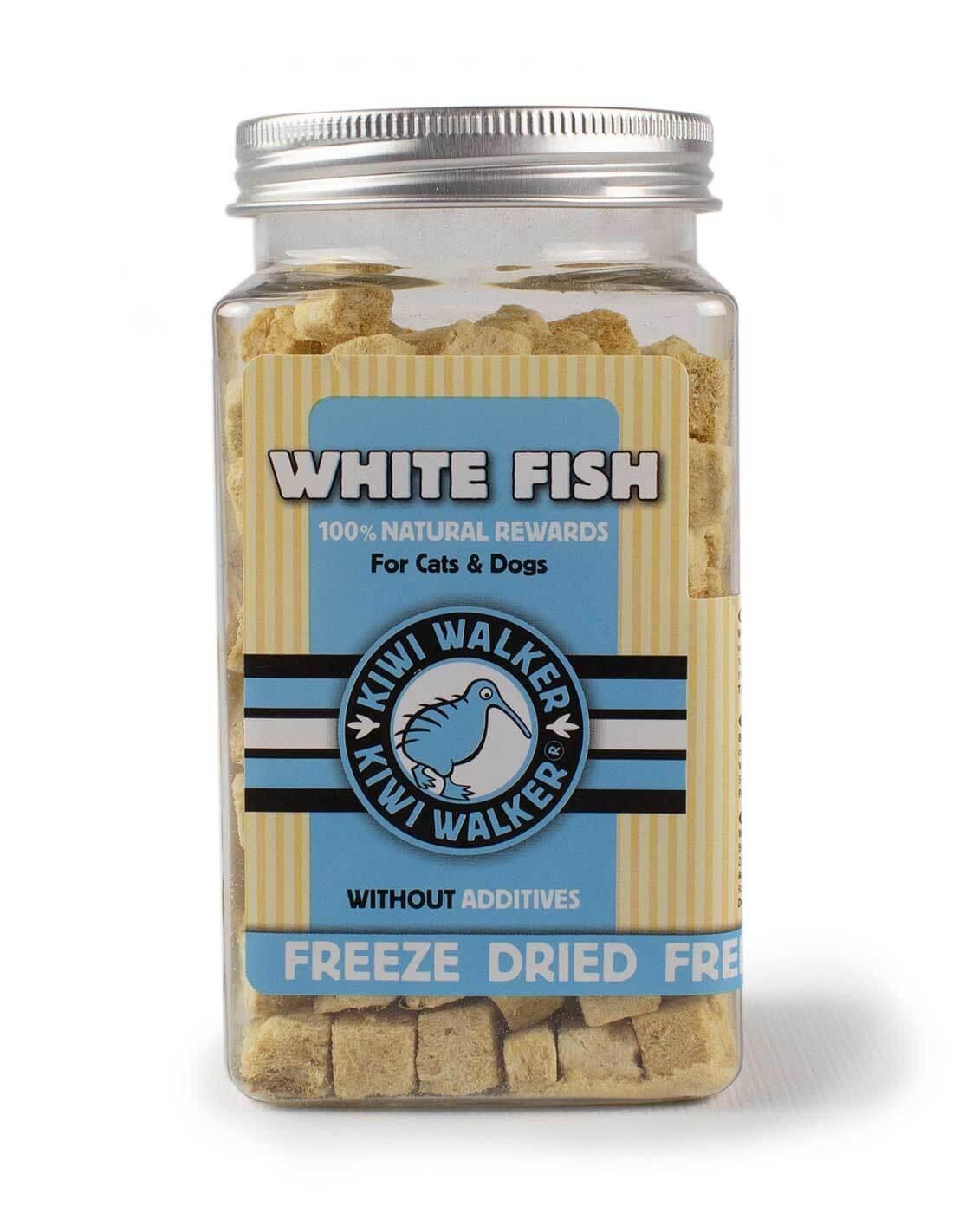 Snack Natural Liofilizado Esturión Blanco 60g